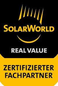 SolarWorld REALVALUE - Zertifizierter Fachpartner